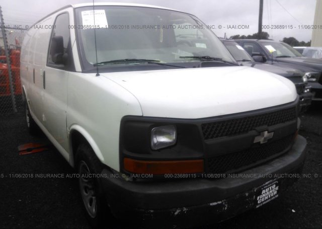 Inventory #881932443 2009 Chevrolet EXPRESS G1500