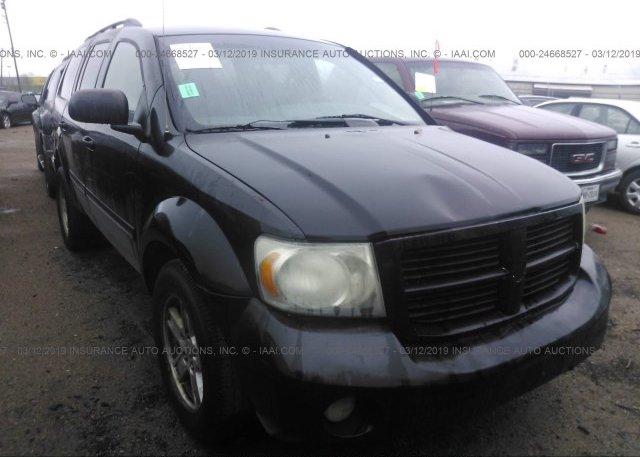 Inventory #655396255 2008 Dodge DURANGO