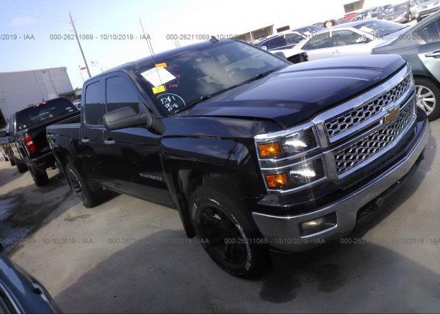 Inventory #480656124 2014 Chevrolet SILVERADO