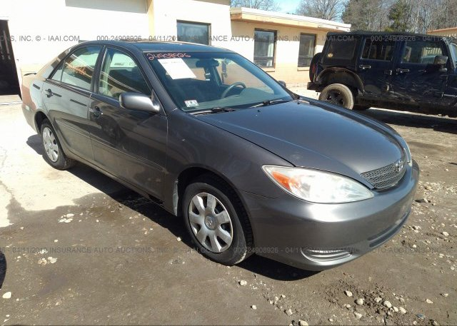 Inventory #212655047 2003 Toyota CAMRY