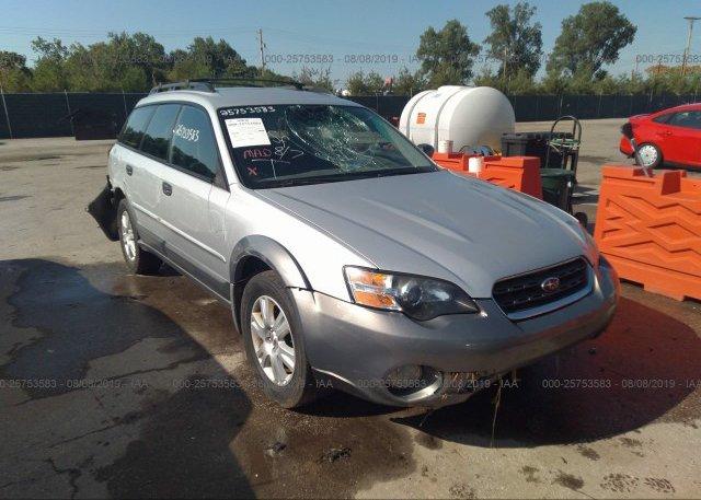 Inventory #437359178 2005 Subaru LEGACY