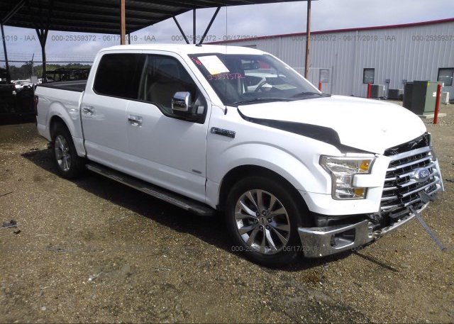 Inventory #813941109 2016 FORD F150
