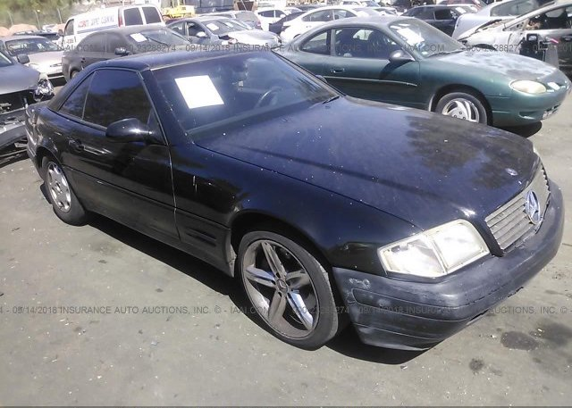 Inventory #827004117 1999 Mercedes-benz SL