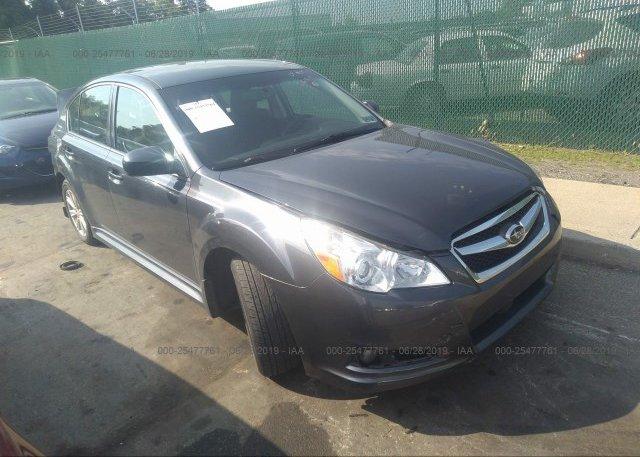 Inventory #833456272 2012 Subaru LEGACY