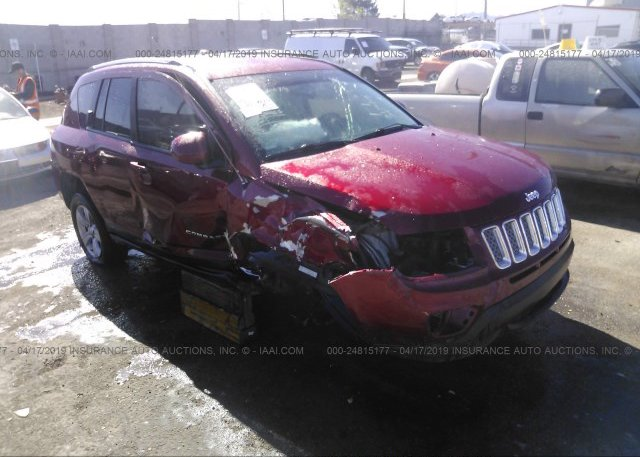 Inventory #756598775 2014 JEEP COMPASS