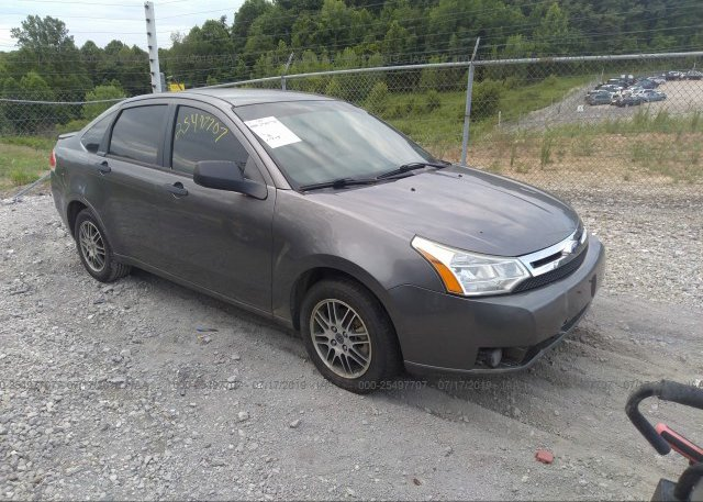 Inventory #437758323 2010 FORD FOCUS