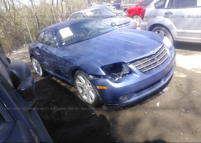 Inventory #530857464 2005 Chrysler CROSSFIRE