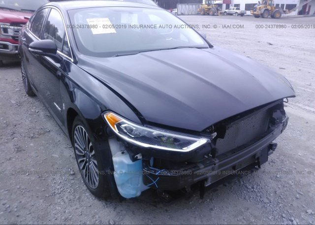 Inventory #785503322 2018 FORD FUSION
