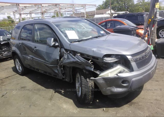 Inventory #606832521 2006 Chevrolet EQUINOX
