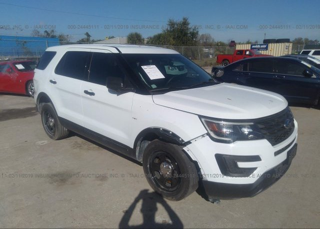 Inventory #985172393 2018 FORD EXPLORER
