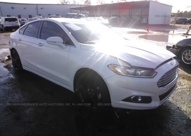 Inventory #726403880 2016 FORD FUSION