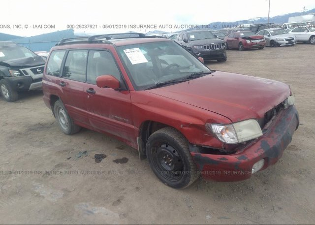 Inventory #231957318 2001 Subaru FORESTER