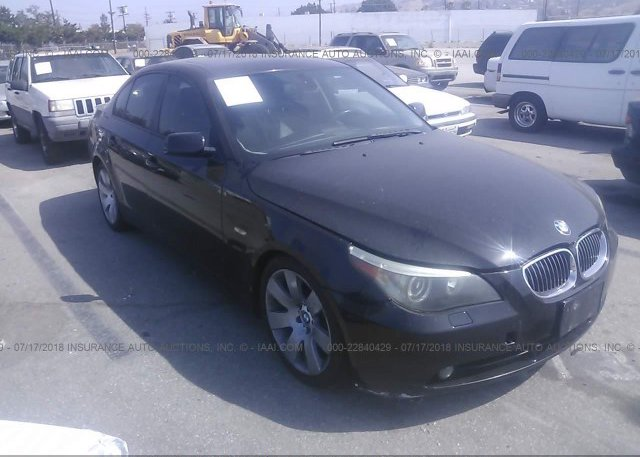 Inventory #622408252 2006 BMW 530