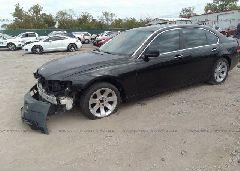 2006 BMW 750 - WBAHN83506DT31024 Right View