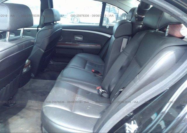 2006 BMW 750 - WBAHN83506DT31024