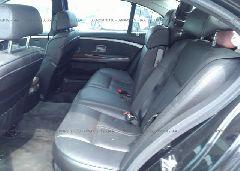 2006 BMW 750 - WBAHN83506DT31024 front view