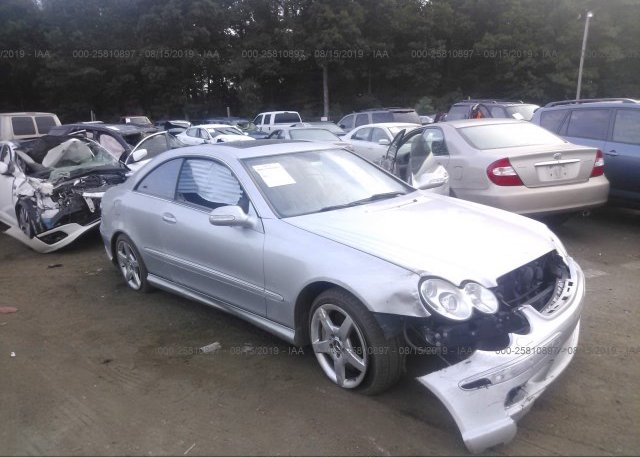 Inventory #359637679 2003 Mercedes-benz CLK