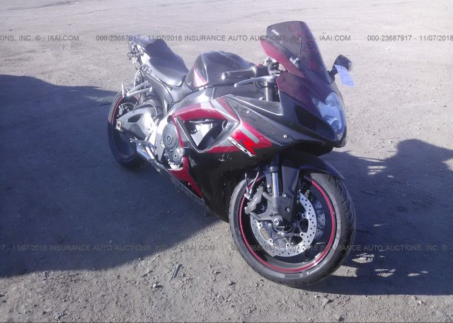 Inventory #755376954 2006 Suzuki GSX-R750