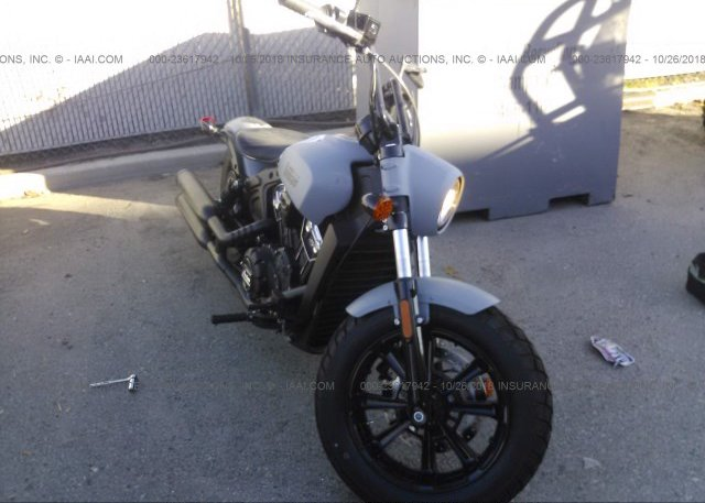 Inventory #165885381 2018 Indian Motorcycle CO. SCOUT