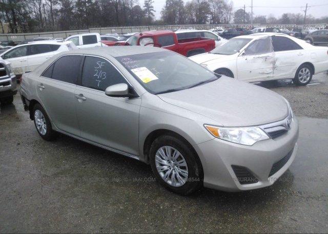 Inventory #529495511 2014 Toyota CAMRY