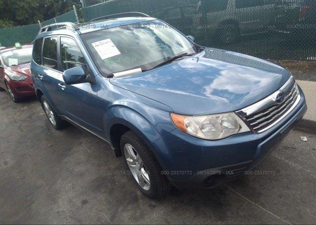 Inventory #764443180 2010 Subaru FORESTER