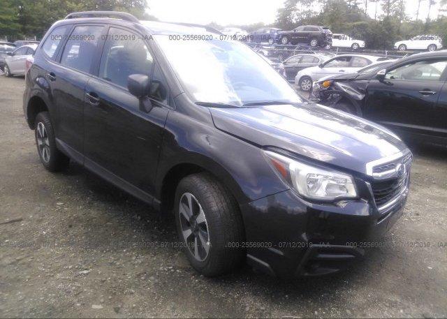 Inventory #745436715 2017 Subaru FORESTER