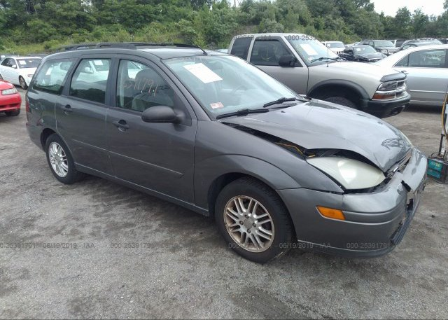 Inventory #445651009 2003 FORD FOCUS