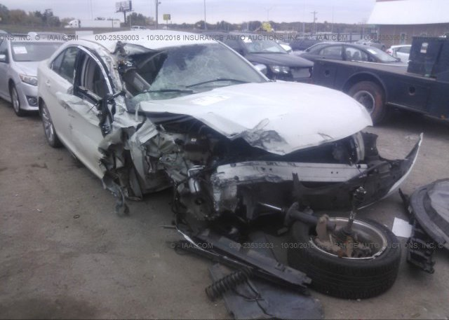 Inventory #613953205 2010 FORD TAURUS