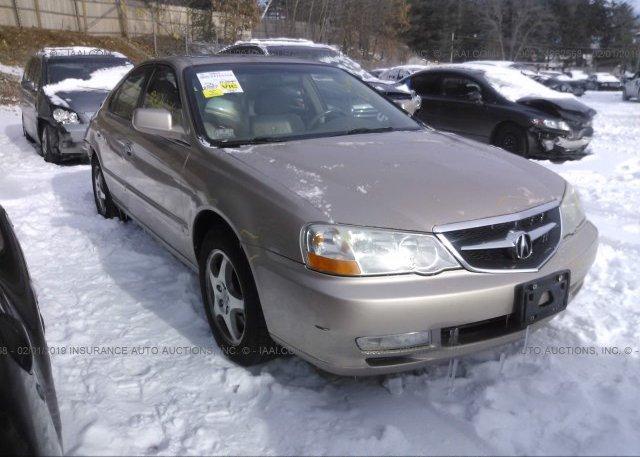 Inventory #272817165 2002 Acura 3.2TL