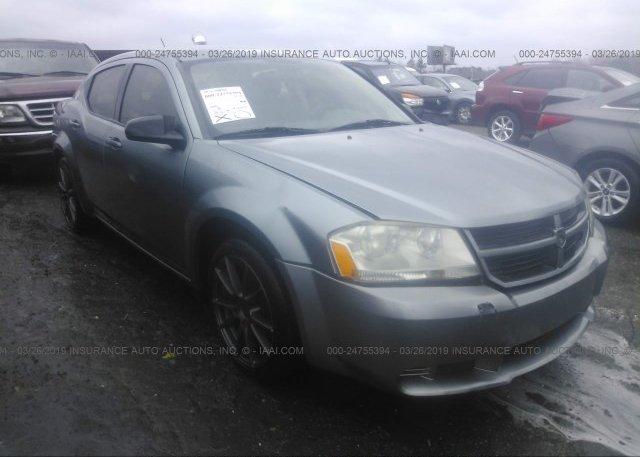 Inventory #111610977 2008 Dodge AVENGER