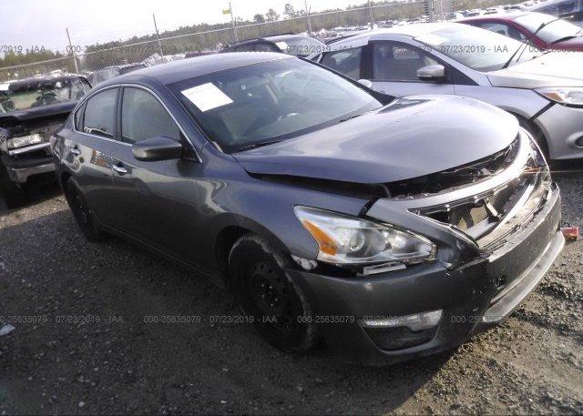 Inventory #293705204 2014 Nissan ALTIMA