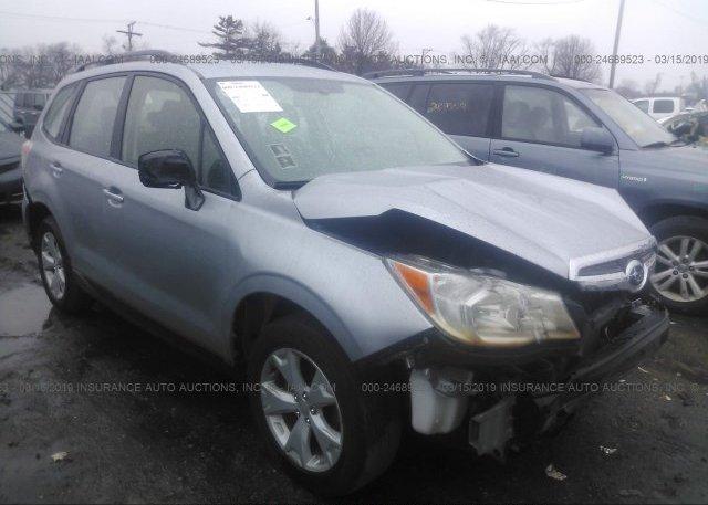 Inventory #857276486 2016 Subaru FORESTER
