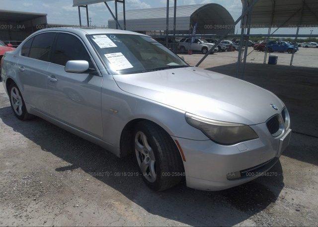 Inventory #178611402 2008 BMW 535