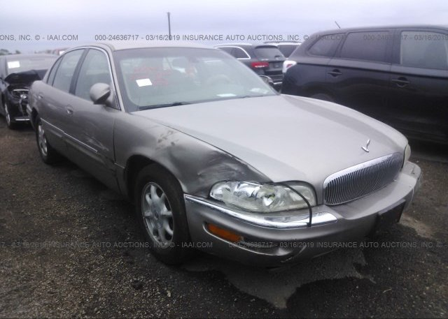 Inventory #958135139 2002 Buick PARK AVENUE