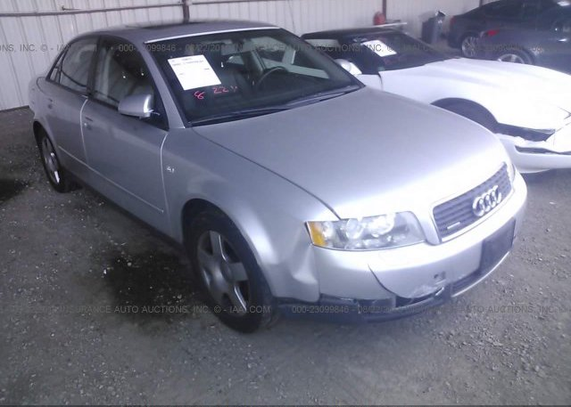 Inventory #120384453 2002 AUDI A4
