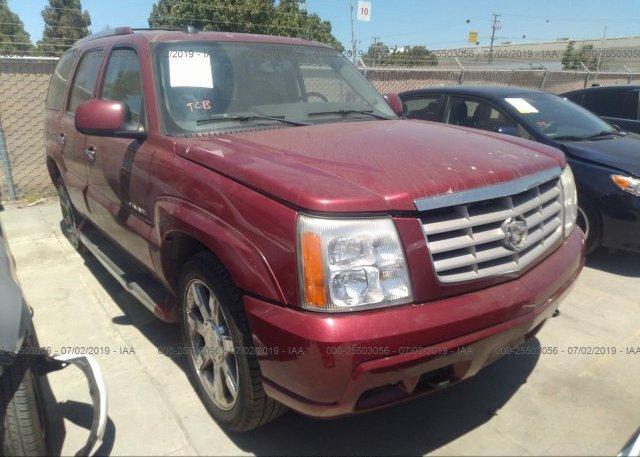 Inventory #139842650 2005 Cadillac ESCALADE