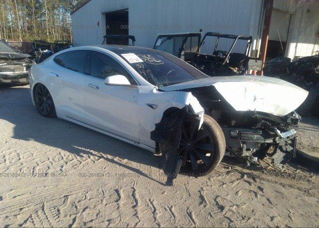 Inventory #372816578 2017 Tesla MODEL S