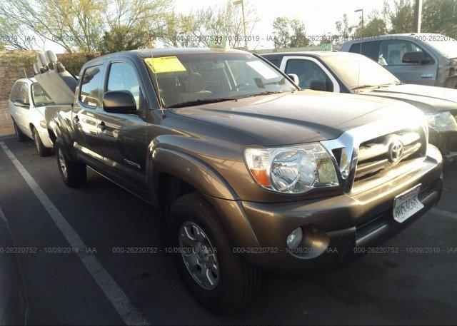 Inventory #292460090 2009 Toyota TACOMA