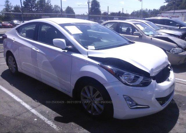 Inventory #303074904 2015 Hyundai ELANTRA