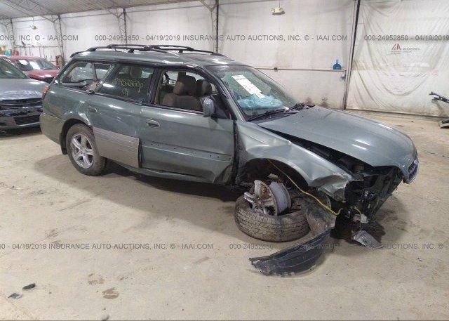 Inventory #128792291 2004 Subaru LEGACY