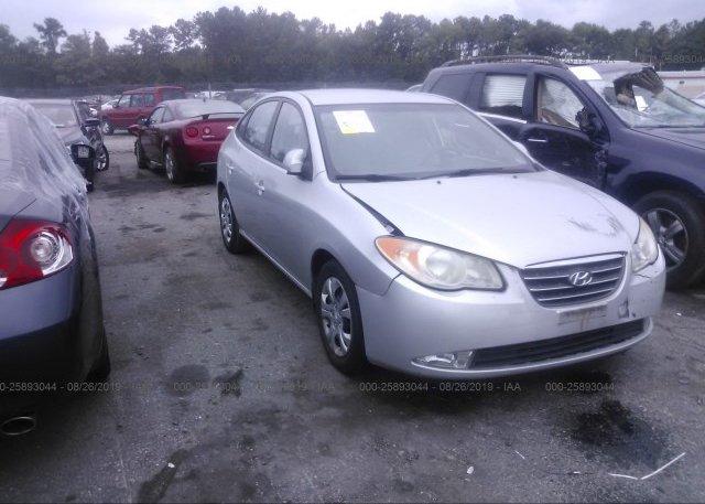 Inventory #486706608 2009 Hyundai ELANTRA