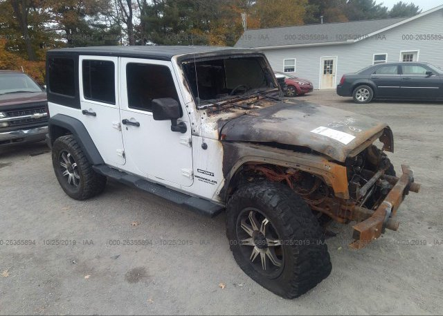 Inventory #986541970 2013 JEEP WRANGLER UNLIMITE