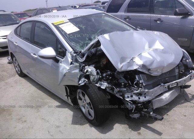 Inventory #655923780 2018 Chevrolet CRUZE