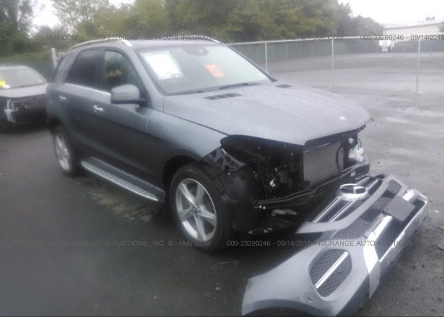 Inventory #745490504 2018 MERCEDES-BENZ GLE