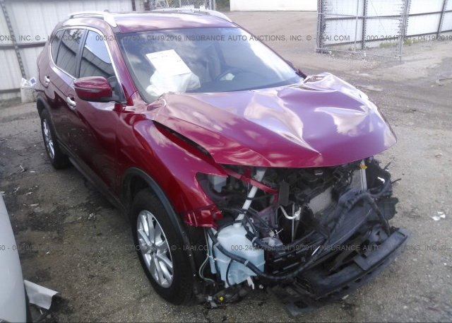 Inventory #142863295 2017 Nissan ROGUE