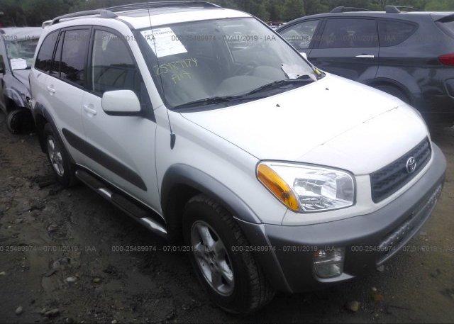 Inventory #524852331 2001 Toyota RAV4