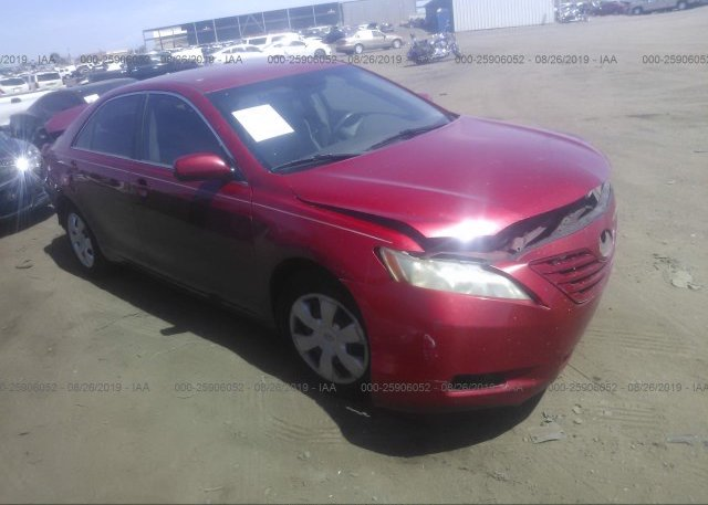 Inventory #585810021 2007 Toyota CAMRY