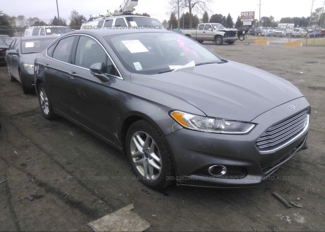 Inventory #387486321 2013 FORD FUSION
