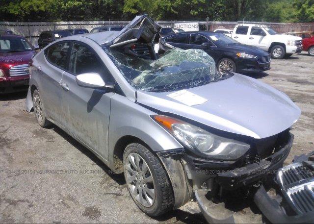 Inventory #967118501 2011 Hyundai ELANTRA