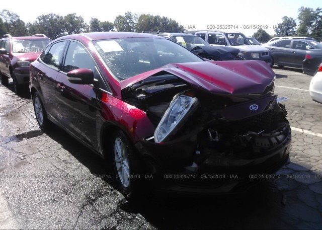 Inventory #618039057 2015 FORD FOCUS